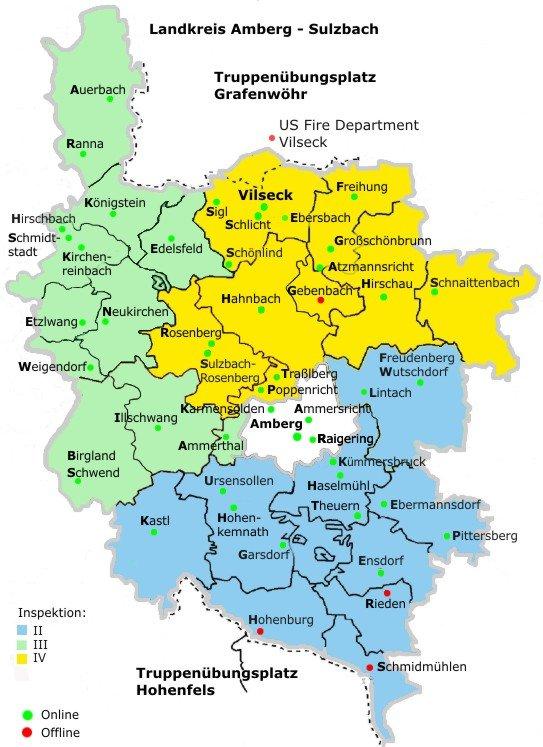 Landkreis Amberg-Sulzbach